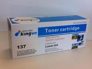 New Compatible Canon 137 / HP CF283XL Toner fit MF212/216/217dw/227dw/ 227dw $25