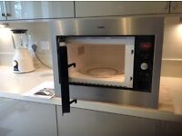 Built in microwave oven AEG MC 2664 E-M