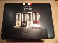 Kenwood KMix Blender Black brand new