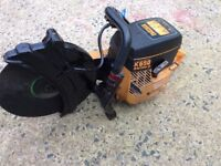 Partner K650 Activelll petrol saw for Concrete & Steel Runs well Just serviced new piston and coil.
