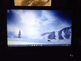 Toshiba icore3 processor laptop great condition, great for gaming, reset to new with updated system.