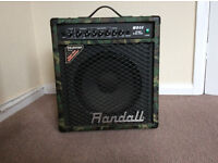 Randall WH40 40w Guitar Combo Amp