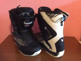 Snowboard boots. Northwave. Size 7.