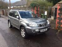 Nissan x Trail Columbia