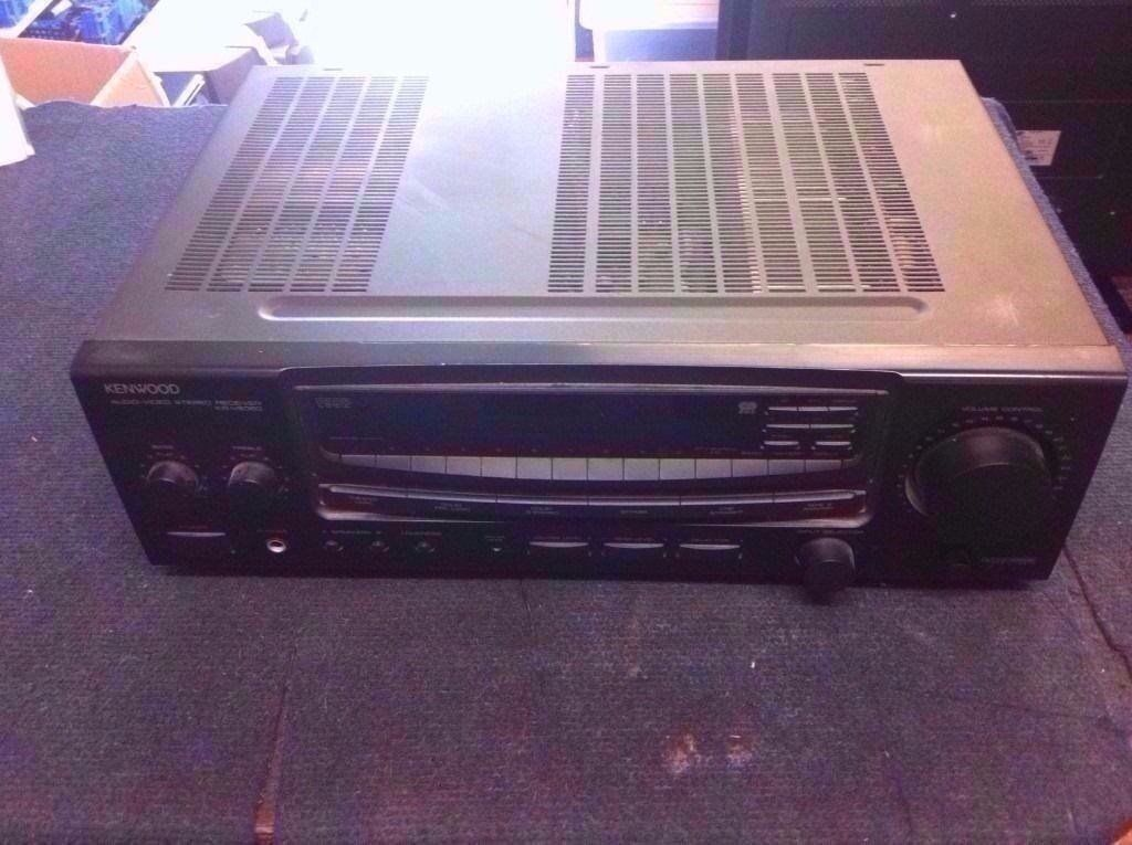 KENWOOD KR-V6060 AMPLIFIER