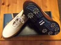 Footjoy Ladies AquaLites Golf Shoes, UK 7.5 , NEW in box