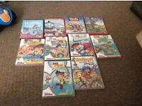 Various kids dvds