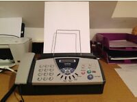 Brother T104 Fax Machine / Telephone
