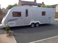 2008 Swift Sterling Elite Eccles Searcher 4-berth fixed bed end washroom