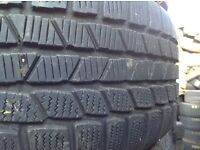 Part worn tyres wholesale quality tyres top brands / London barking