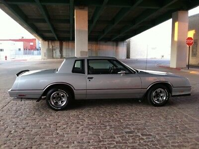 1985 Monte Carlo Ss - Used Chevrolet Monte Carlo for sale in Saint