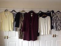 Collection of ladies clothes, new with tags, size 20
