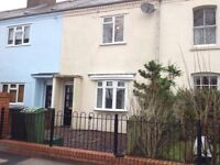 3 Bedroom house, town centre, excellent deco order, great location for commuting.