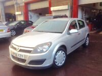 2006 Vauxhall Astra 1.6 full year mot good driving vehicle in good all