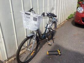 Like new! Windsor E bike for sale,