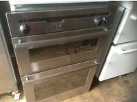 Stainless steel oven by neff,£65.00