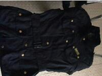 Size 10 barbour