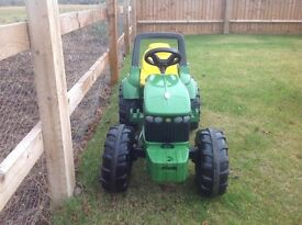 Roly Toys pedal tractor
