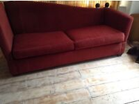 CHAISE SOFA BED/ Double.