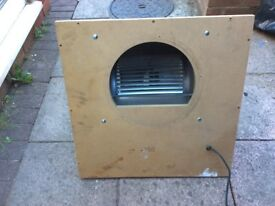 12 inch extractor fan
