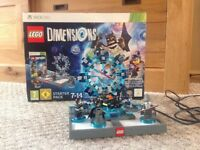 Lego Dimensions Starter Pack X Box 360