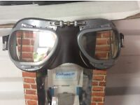 Motercycle goggles