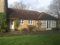 Self contained Annex in rural location. 2 beds, furnished, all modern appliances. Parking