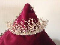 Bride's Tiara.