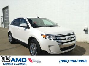2011 FORD EDGE LTD AWD NAVIGATION HID HEADLAMPS CAMERA SYNC BLIN Edmonton Edmonton Area image 1