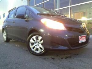 2014 Toyota Yaris LE!! JUST TRADED!!