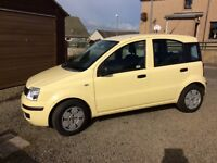 2009 Fiat Panda Active Eco, 5 Door Hatchback,5700 miles. OT until June 2019.