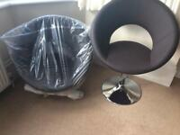 Dwell brand new dining chairs x 4