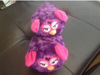 Furby Stompeez slippers