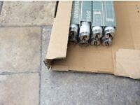 Assorted florescent light bulbs brand new