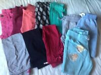 Girls Jeans, Joggers and Leggings aged 5-6yrs