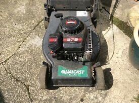 Qualcast Trojan 18 lawnmower, needs repair