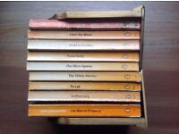 THE FORSYTE CHRONICLES - PENGUIN BOOKS - 1960's