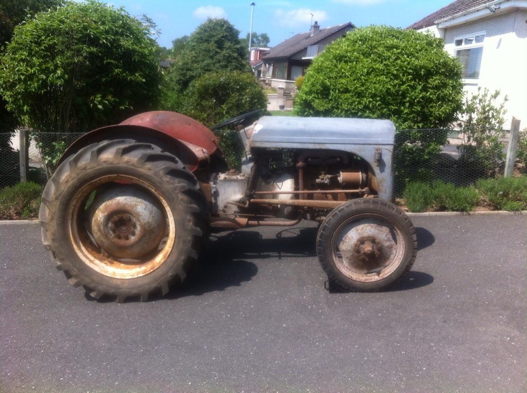Ferguson TE-20 petrol/TVO tractor 1952   in Turriff, Aberdeenshire   Gumtree