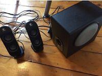 Computer speakers Logitech