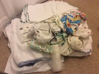 Massive Bundle of Reusable Nappies - including Bambino Mio, inners and outers and liners.