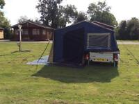 Trailer tent for sale. OZtrail Quest 500, by Trigano.