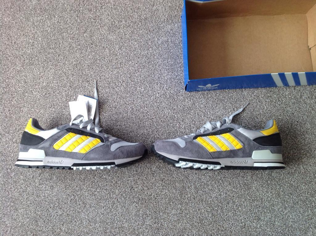 basket adidas zx 600