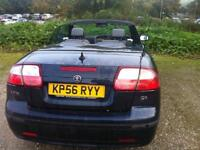Lovely Saab 93 diesel convertible