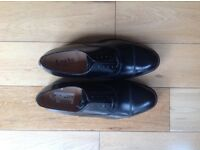 Loake Oxford 200B Black Size 10 Shoes without Box