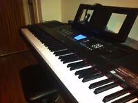 Yamaha DGX 650 Digital Piano Like Brand New