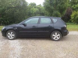 Mazda 3TS 1600 petrol £2000 or near offer