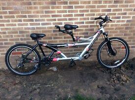 Tandem Bicycle Barracuda