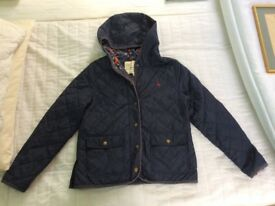 Jack Wills hooded jacket