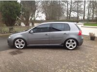VW GOLF 2.0 GTI TFSI 5 DOOR FINISHED IN RARE UNITED GREY(EVO,TYPE R,STI,RS4,RS3,WRX,INTEGRA,M3,GSI)