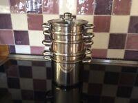 Steamer 5 piece